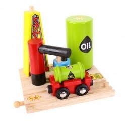 Stacja olejowa