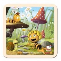 Maja puzzle pod grzybkiem