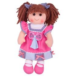 Duża lalka szmaciana Emma 38cm