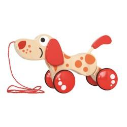 Wesoły Piesek Puppy - zabawka na spacery