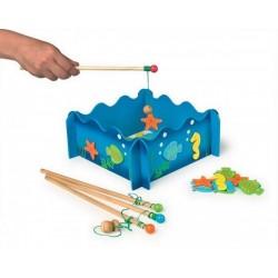 Gra Złowić rybkę, wędkowanie