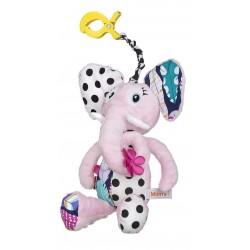 Maskotka Elefancia dla niemowlaka