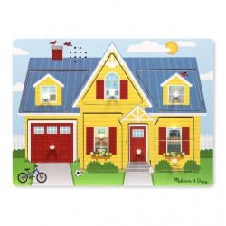 Puzzle dźwiękowe - Dookoła domu