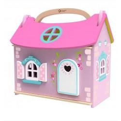 Domek marzeń dla lalek