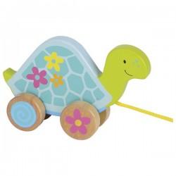 GOKI Żółw do ciągnięcia Susibelle