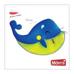 Siatka na zabawki kąpielowe wieloryb