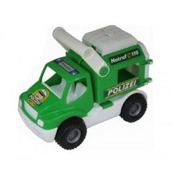 Wader QT ConsTruck Samochód Policja (w siatce)