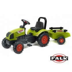 FALK Traktor CLASS ARION 410 Z Przyczepą Mały
