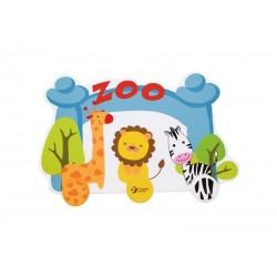 Wieszak na ubrania Zoo