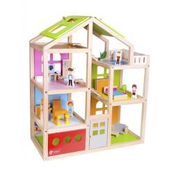Domek dla lalek Szczęśliwa Willa
