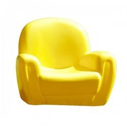 CHICCO Fotel Żółty