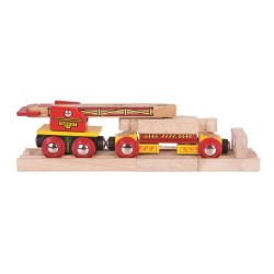 Wagon do układania torów