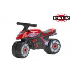 FALK Jeździk Motor X RACER czerwony