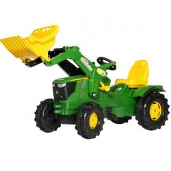 Rolly Toys Traktor Farmtrac John Deere z łyżką