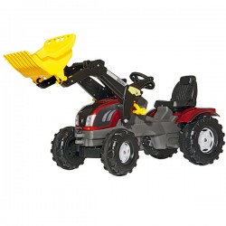 Rolly Toys Farmtrack Valtra z Łyżką