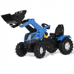 Rolly Toys Farmtrac Łyżka New Holland