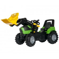 Rolly Toys Deutz z Łyżką