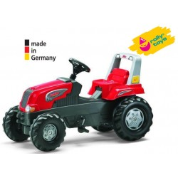 Rolly Toys Traktor Junior czerwony