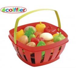 ECOIFFIER Koszyczek z Owocami i Warzywami