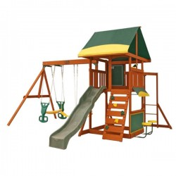 KIDKRAFT Drewniany Plac Zabaw Brookridge (Z3)