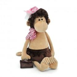 Przytulanka Małpka Luiza 40cm