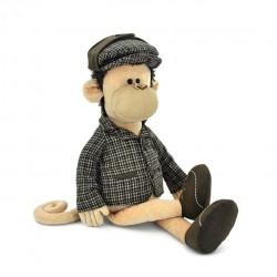 Przytulanka Małpka Sherlock 40cm