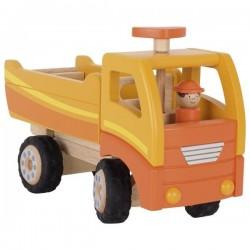 Zabawka Goki - Mega wywrotka drewniana