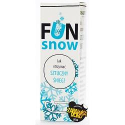 FUNsnow - śnieg przez cały rok