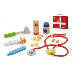 Walizka lekarska - zestaw małego doktora