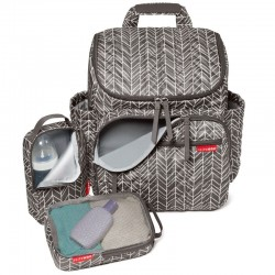 Skip Hop - Plecak Forma Grey Feather