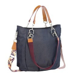 Lassig Green Label Torba z Akcesoriami Mix 'n Match Denim, niebieska