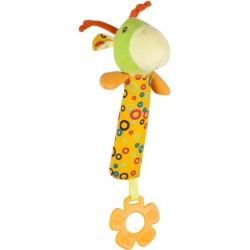 Żyrafka z piszczkiem