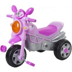 Jeździk motocykl Chopper - różowy