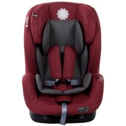 Fotelik samochodowy 9-36 kg czerwony