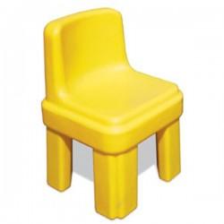 CHICCO Krzesełko Z Oparciem w kolorze Żółtym