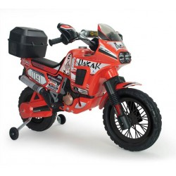 INJUSA Motocykl Dakar 6V