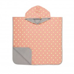 Lassig Ręcznik Poncho Sun 120x60 cm UV 50+, 12-36 m-cy
