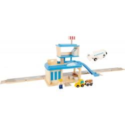 Lotnisko zestaw z akcesoriami