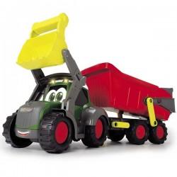 DICKIE HAPPY Traktor z przyczepką