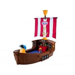 LT Lóżko Statek Piracki