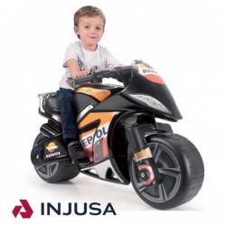 INJUSA Motocykl Repsol 6V