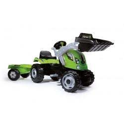 SMOBY Traktor Farmer Max