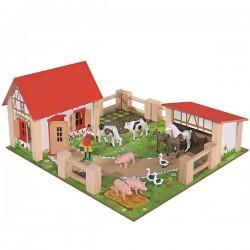 EICHHORN Farma ze Zwierzętami 21 el.