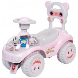 Jeździk Gizmo - różowy