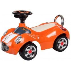 Jeździk Cobra - pomarańczowy