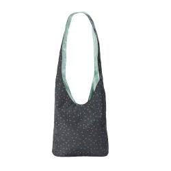 Lassig - Casual Label Torba Fan Shopper Triangle dark grey