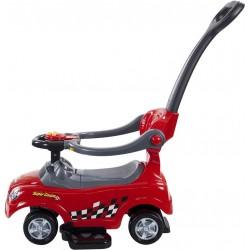 Jeździk Quick Coupe - czerwone