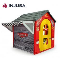 INJUSA Domek Ogrodowy dla Dzieci  Cars 3