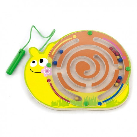 VIGA Labirynt Magnetyczny - Ślimak