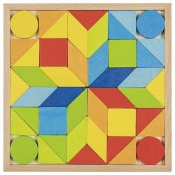 Puzzle mozaika tangram